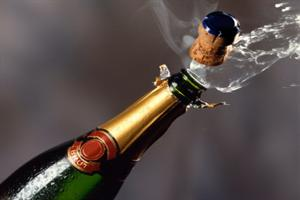 Top 5 Bubblies to Celebrate New Years