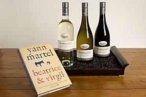 Stoneleigh New Zealand wine recommends great books for the summer
