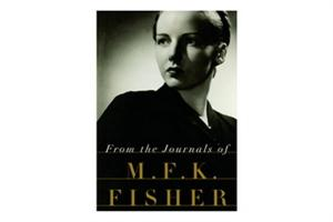 California-bound in honor of the Grande Dame MFK Fisher