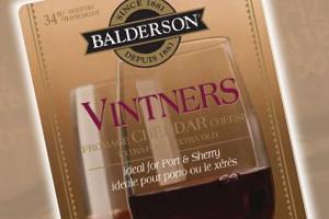 Pairing Wine with Balderson Cheese