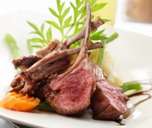 Grilled Butterflied Leg Of Lamb With Lemon And Herbs