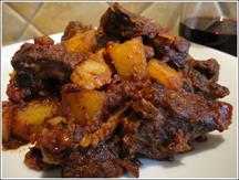 Peposo (Peppery Tuscan Stew)