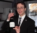 Philippe Perreault, Sommelier