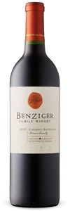 Benziger Family Winery Cabernet Sauvignon 2015