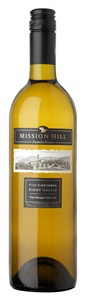 Mission Hill Family Estate Five Vineyards Pinot Grigio 2010