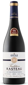 Ortas Tradition Syrah Blend 2009