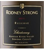 Rodney Strong Russian River Valley Reserve Chardonnay 2015