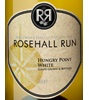 Rosehall Run Hungry Point White 2017