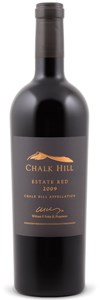 Chalk Hill Red Chalk Hill Estate Vineyard 2009