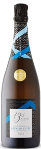 13th Street Winery Premier Cuvée  Sparkling White 2013