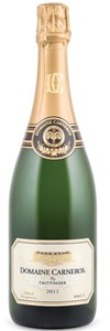 Domaine Carneros Brut Méthode Traditionnelle Sparkling (Methode Champenoise) 2007
