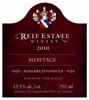 Reif Estate Winery Meritage 2010