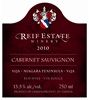 Reif Estate Winery Reserve Cabernet Sauvginon 2010