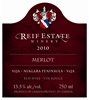Reif Estate Winery Reserve Merlot 2010