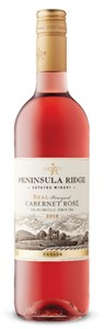 Peninsula Ridge Estates Winery Beal Vineyard Cabernet Rosé 2019