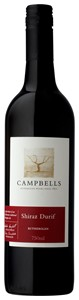 Campbell's Shiraz Durif 2010