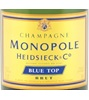 Heidsieck & Co. Monopole Blue Top Brut Champagne