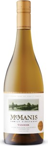McManis Family Vineyards Viognier 2008