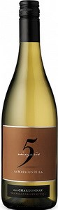 Mission Hill Family Estate Five Vineyards Chardonnay 2015