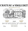 Chateau D'angludet 2001