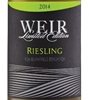 Mike Weir Limited Edition Riesling 2014