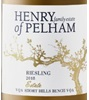 Henry of Pelham Estate Riesling 2018