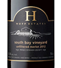 Huff Estates Winery South Bay Merlot 2013