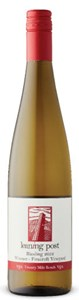 Leaning Post Wismer-Foxcroft Vineyard Riesling 2016