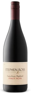 Stephen Ross Pinot Noir 2015