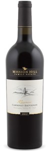 Mission Hill Family Estate Reserve Oliver and Osoyoos Cabernet Sauvignon 2007