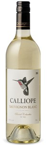 Calliope Burrowing Owl Estate Winery Sauvignon Blanc 2011