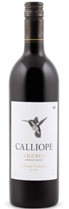 Calliope Figure Eight Red Named Varietal Blends-Red 2010