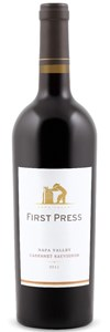First Press James Ewart Cabernet Sauvignon 2011