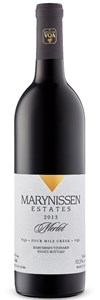 Marynissen Marynissen Vineyard Merlot 1997