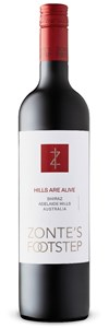 Zonte's Footstep Hills Are Alive Shiraz 2015