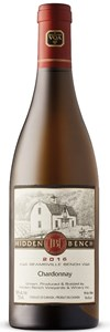 Hidden Bench Estate Chardonnay 2015