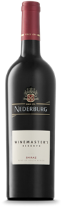 Nederburg The Winemaster's Reserve Shiraz 2013