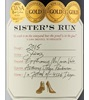 Sister's Run Epiphany Shiraz 2015