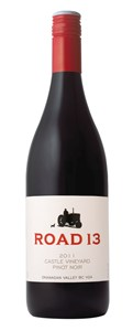 Road 13 Vineyards Castle Vineyard Pinot Noir 2011