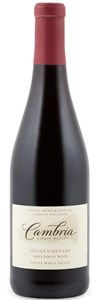 Cambria Julia's Vineyard Pinot Noir 2009