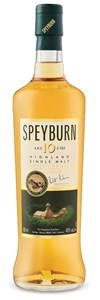 Speyburn 10-Year-Old Highland Single Malt Scotch-Whisky