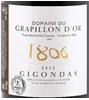 Domaine Du Grapillon D'or Gigondas Millesime 2014