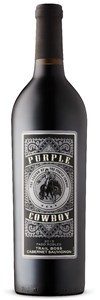 Purple cowboy Trail Boss Cabernet Sauvignon 2015