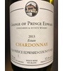 Grange of Prince Edward Estate Winery Estate Chardonnay 2013