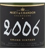 Moet & Chandon Brut Grand Vintage Champagne 2006