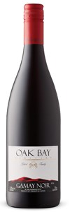 Oak Bay Gerbet Family, St. Hubertus Estate Winery Gamay Noir 2012