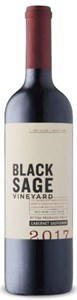 Sumac Ridge Estate Winery Black Sage Vineyard Cabernet Sauvignon 2017