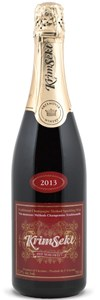 KrimSekt Semi-Sweet Red Sparkling  2013