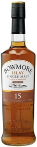 Bowmore Darkest 15 Years Old Islay Single Malt Sherry Cask Finished Whisky