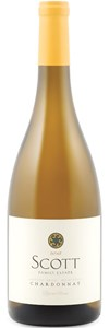 Scott Family Estate Estate Dijon Clone Chardonnay 2010